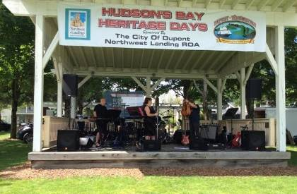 Hudson's Bay Heritage Days