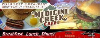 Medicine Creek Cafe