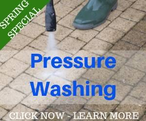 Heavy Hydro Pressure Washing