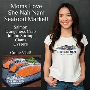 She Nah Nam Seafood Market