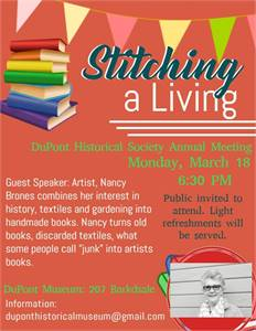 Stitching a Living