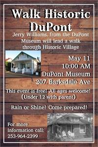Walk Historic Dupont