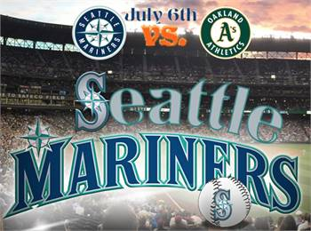 Seattle Mariners vs Oakland A's