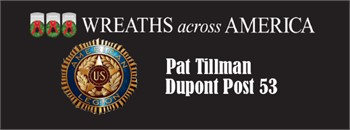 A great cause to honor our fallen