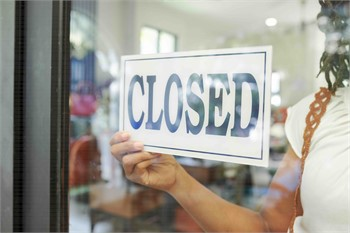 Governor Closes All Restaurants, Bars and Entertainment & Rec Facilities