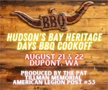 Why should you support the BBQ Competition August 21 and 22 in Dupont?