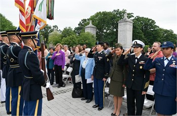 Honoring the Achievements of Women in the Military